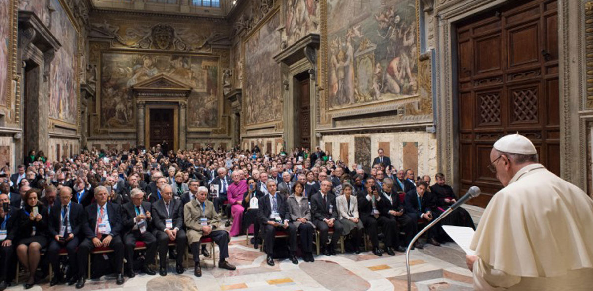 Francis: Economy and communion