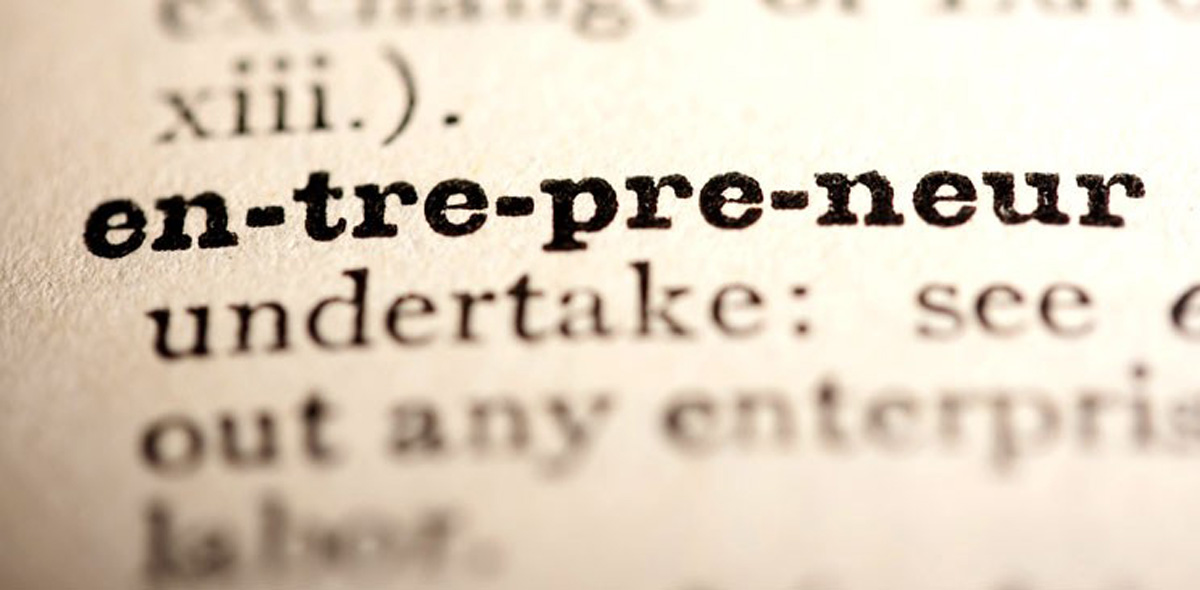 The makings of an entrepreneur