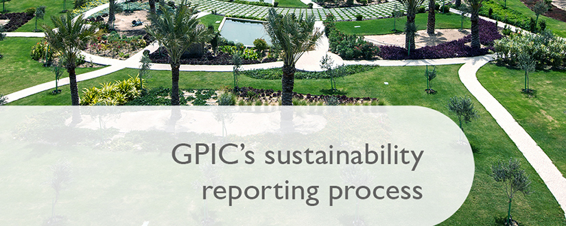 Employee engagement for effective sustainability reporting: GPIC's experience